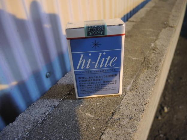タバコ ハイ ライト